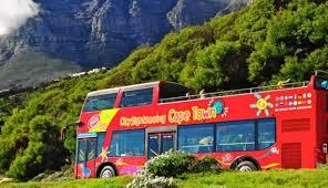 Full Day Hop-on-hop-off Tour Cape Town